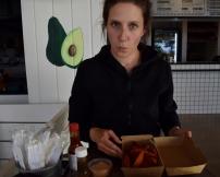 Lunch in Coolangatta, Gold Coast QLD