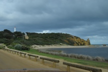 Towards Airey's Inlet