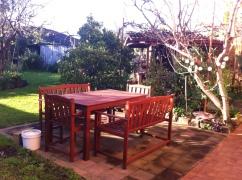 Tony's garden