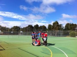 Rollerhockey, Perth, Western Australia