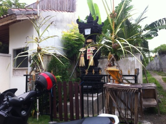 Guesthouse, Canggu, Bali, Indonesia