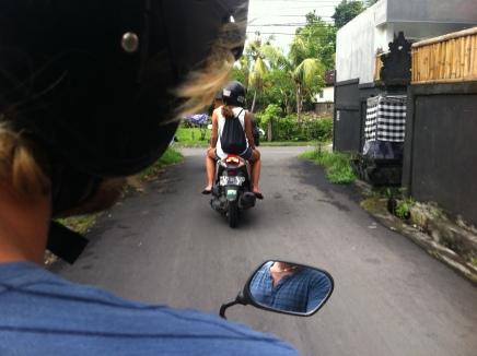Scootin', Canggu, Bali, Indonesia