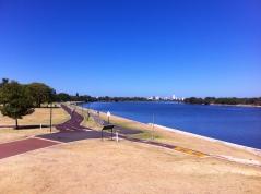 Swan River, Perth, Western Australia