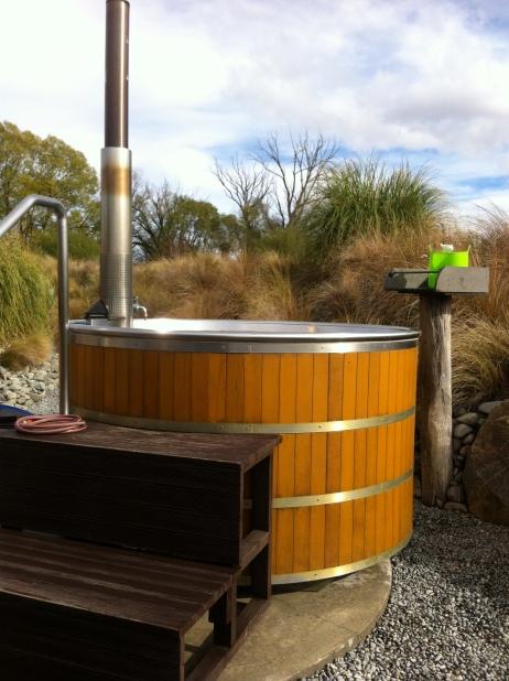 Hot tubs, Omarama