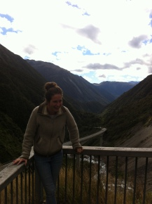 En route to Arthur's Pass
