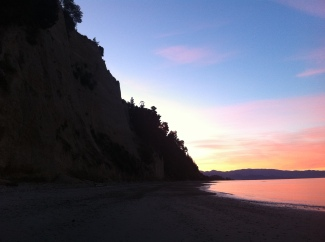 Sunset, Ruby Bay, Motueka